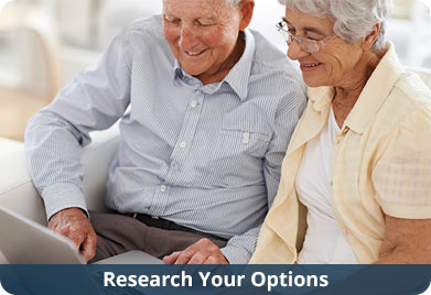 Research Your Options